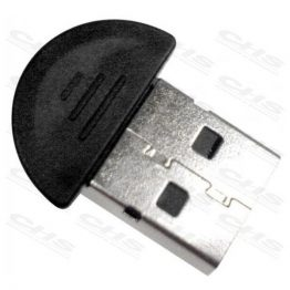 MEDIA-TECH USB Bluetooth Adapter, Nano Stick