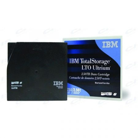 IBM Adatkazetta - Ultrium 2500/6250GB LTO6