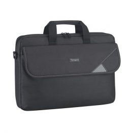"TARGUS Notebook táska TBT239EU, Intellect 15.6"" Topload Laptop Case - Black/Grey"