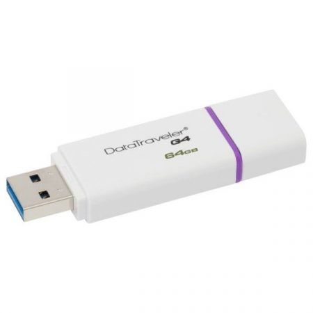 KINGSTON Pendrive 64GB, DT G4 USB 3.0