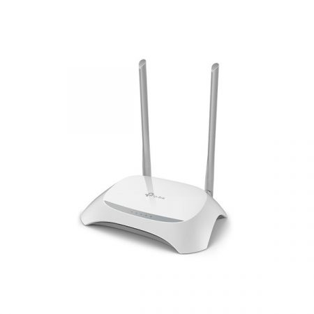 TP-LINK Wireless Router N-es 300Mbps 1xWAN(100Mbps) + 4xLAN(100Mbps), TL-WR840N