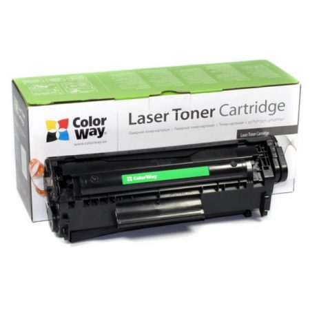COLORWAY Toner CW-H435/436EU, 2000 oldal, Fekete - HP CB435A/CB436A/CE285A; Can. 712/713/725