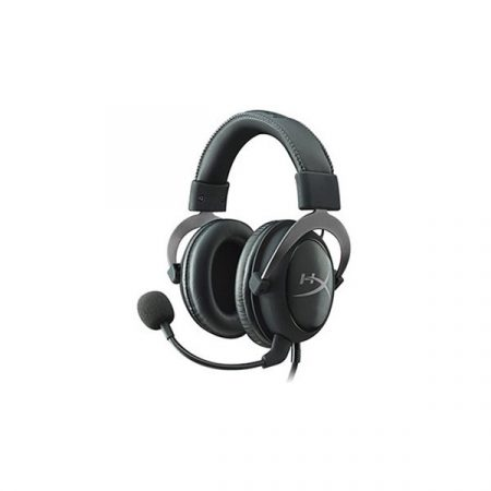 HYPERX Headset Cloud II, gun metal
