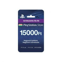 SONY PSN PlayStation Live Card (PS4) 15000 Ft