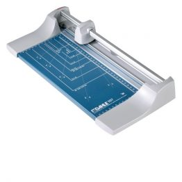 DAHLE Papírvágó 507, körkéses, A4, 8 lap (70gr) - (Practical entry-level trimmer for hobby use)