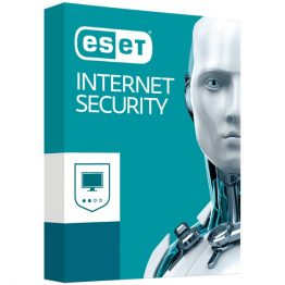 ESET Adatvédelmi SW Eset Internet Security Home Edition 1user, 1év Box
