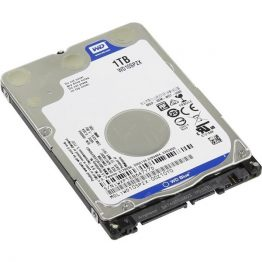 "WESTERN DIGITAL 2.5"" HDD SATA-III 1TB 5400rpm 128MB Cache SCORPIO 7mm"