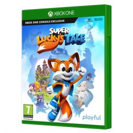 MS Xbox One Játék Super Luckys Tale
