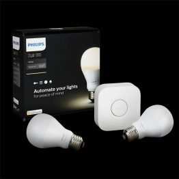 Philips HUE Starter kit 2 SET E27 Fehér A60