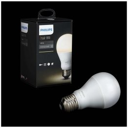 Philips HUE Single bulb E27 Fehér A60