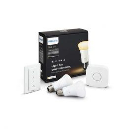 HUE White and Color Ambiance Starter kit 10W E27 DIM A60 3 set