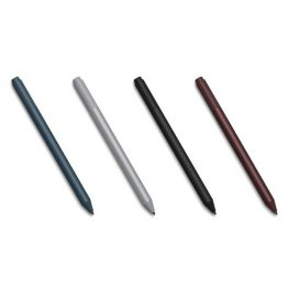 Microsoft Surface Pen v4 - Stylus - Wireless - Bluetooth - Kék-Teal - for Surface Pro, Surface Book