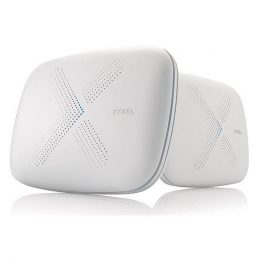 ZYXEL Wireless Multy X Tri-Band Wifi Mesh System (pack of 2) AC3000