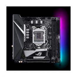ASUS Alaplap S1151 ROG STRIX B360-I GAMING INTEL B360, Mini-ITX