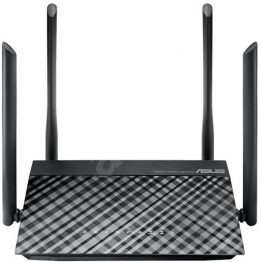 ASUS Wireless Router RT-AC1200 V2. Dual-Band