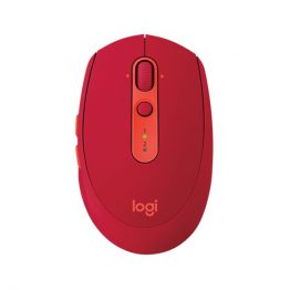 LOGITECH Egér - M590 Wireless Bluetooth Optikai Silent Rubin