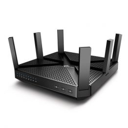 TP-LINK Wireless Router Tri Band AC4000 1xWAN(1000Mbps) + 4xLAN(1000Mbps) + 2xUSB, Archer C4000