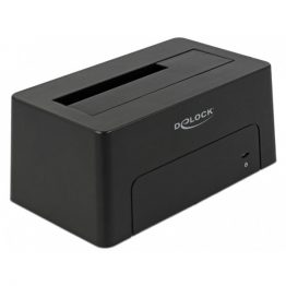 DELOCK USB 3.1 Type-C Docking Station 1x SATA HDD/SSD