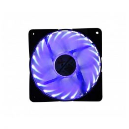 X2. 120mm BLUE LED hűtő ventilátor