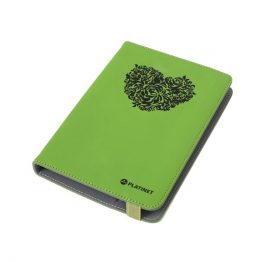 """PLATINET ETUI NA TABLET 7""""-7,85"""" NATURE HEART/GREEN"""