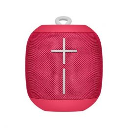 LOGITECH Ultimate Hangszóró - WONDERBOOM Fireball Waterproof/dust-proof (IP67) Bluetooth Pink