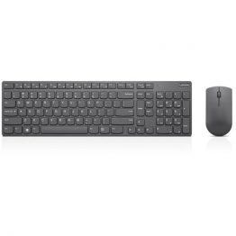 LENOVO Professional Ultraslim Wireless Combo Keyboard and Mouse- magyar