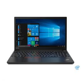 "LENOVO ThinkPad E15, 15.6"" FHD, Intel Core i5-10210U (4C, 4,2GHz), 16GB, 512GB SSD, NoOS, Black."