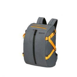 AMERICAN TOURISTER Notebook hátizsák 128477-4742, TAKE2CABIN CABIN LIFESTYLE S GREY/YELLOW