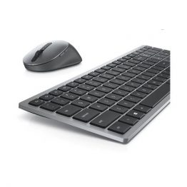 Dell Premier Wireless Keyboard and Mouse-KM7120W - HUN - Black