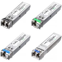 CUDY Switch SFP-T Modul 1000Mb/s RJ45, SM220