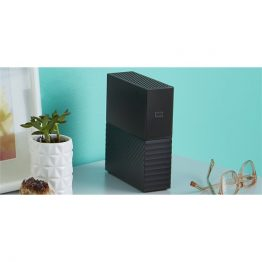"WESTERN DIGITAL 3.5"" USB 3.0 HDD 6TB MY BOOK Desktop fekete"