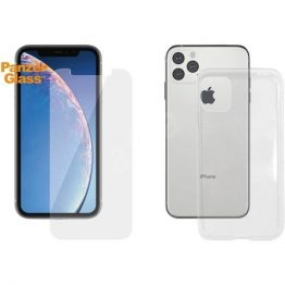 Panzerglass kijelzővédő, Apple iPhone 11 Pro ,+ tok