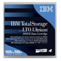 IBM Adatkazetta Ultrium 800/1600GB LTO4