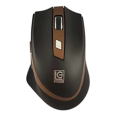Mouse LC Power LC-M719BW - Fekete/Bronz