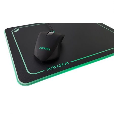 Mouse LC Power LC-M810RGB - Fekete
