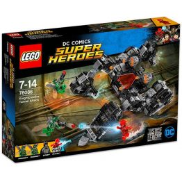 LEGO DC Comics Super Heroes - Knightcrawler Tunnel Attack (76086)