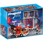 Playmobil City Action - Tűzoltó Mega Set (9052)