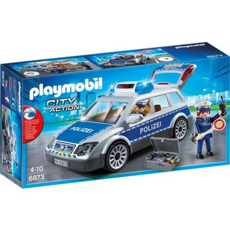 Playmobil City Action - Rendőrautó (6873)
