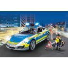 Playmobil City Action - Porsche 911 Carrera 4S Rendőrauto (70067)