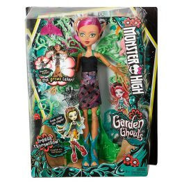 Mattel Monster High Garden Friend Treesa Thorn Willow FCV59