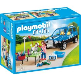 Playmobil City Life - Kutyaszalon (9278)