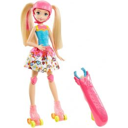 Mattel Barbie DTW17 Skaters