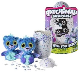 Spin Master Hatchimals - Peacat ikrek interaktív plüss