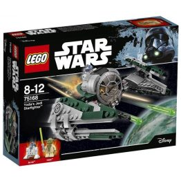 LEGO Star Wars - Yoda Jedi Starfighter (75168)
