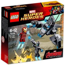 LEGO Marvel Super Heroes - Iron Man vs. Ultron(76029)