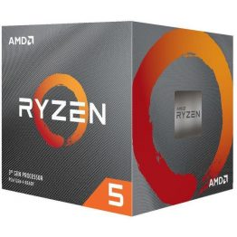 AMD Ryzen 5 3600x Hexa-Core 3.8GHz AM4 Processzor (100-100000022BOX)