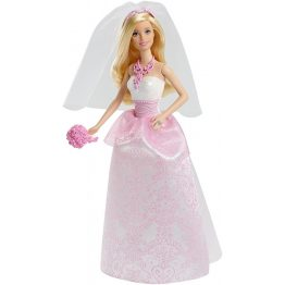 Mattel Barbie CFF37 Bride