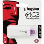Kingston DataTraveler G4 64GB USB 3.0 DTIG4/64GB