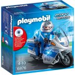 Playmobil City Action - Motoros rendőr (6876)
