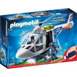 Playmobil City Action - Rendőrségi helikopter (6874)